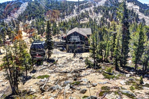 gondolaatheavenly heavenlymountainresort gondola southlaketahoe laketahoe skilifts mountain trees rocks california joelach