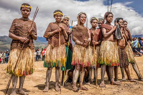 The Papuan Women | by tehhanlin