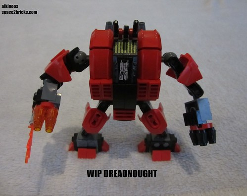 Wip Dreadnought