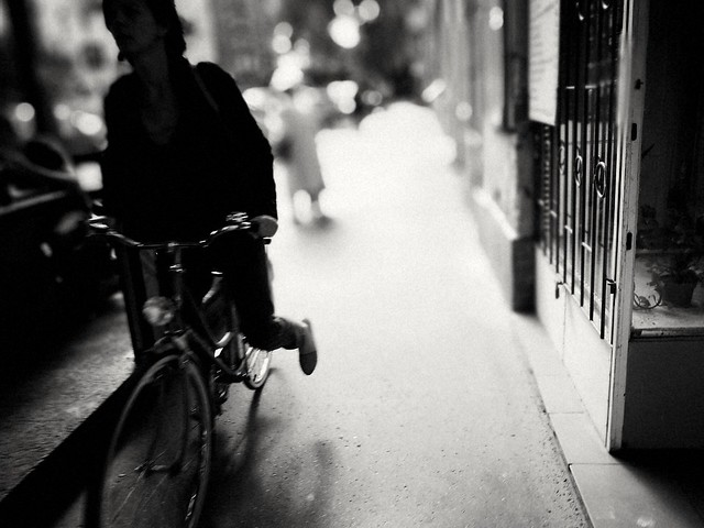 In a hurry © Gergely Hando