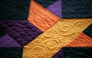 Woven Star Quilting