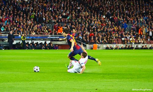 Barça Vs. PSG - 1/4 Champions League | Partit de quarts de ...