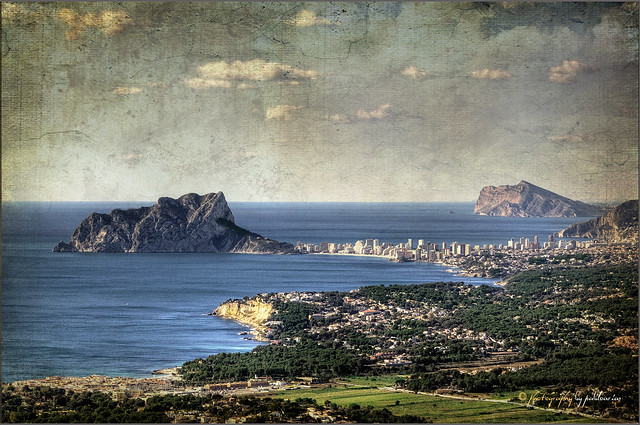 (0085/13) De Moraira a Benidorm
