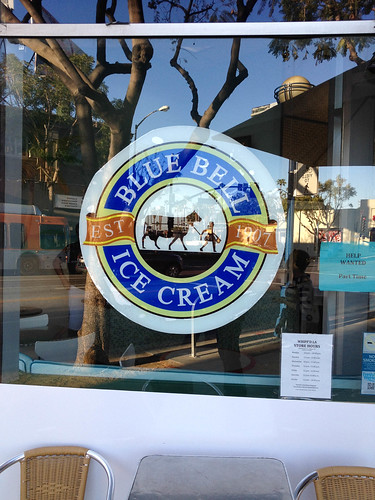Blue Bell at House of Dolewhip