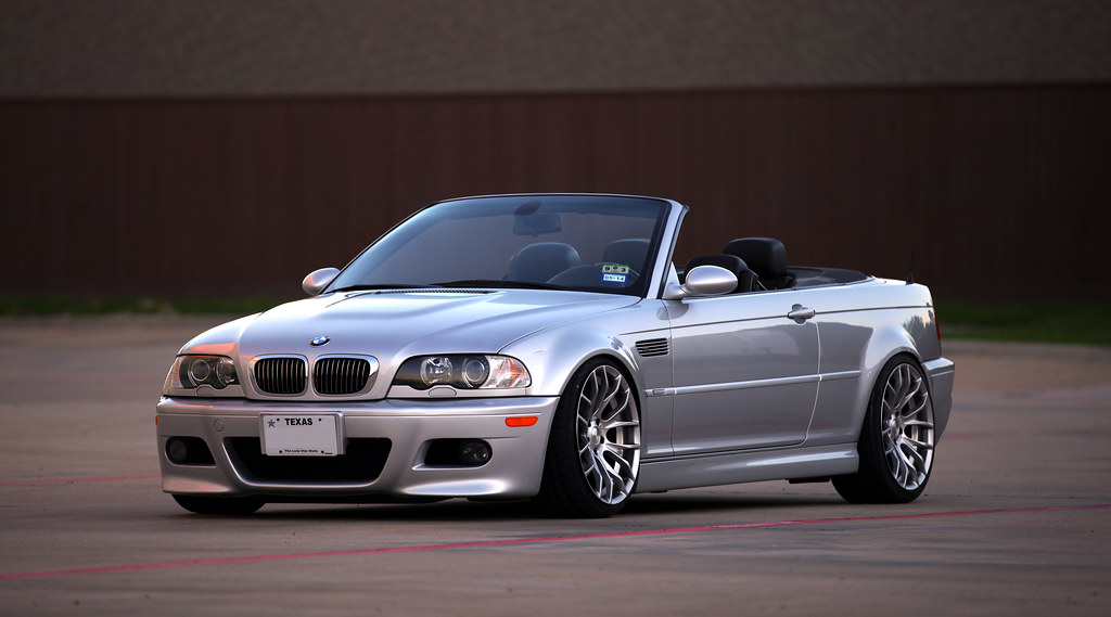 E46 M3 on BC Coilovers | slow95 | Flickr