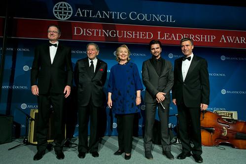Atlantic Council Distinguished Leadership Awards 2013
