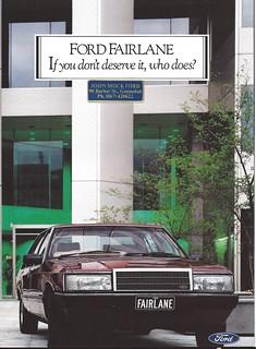 1984 Ford Fairlane