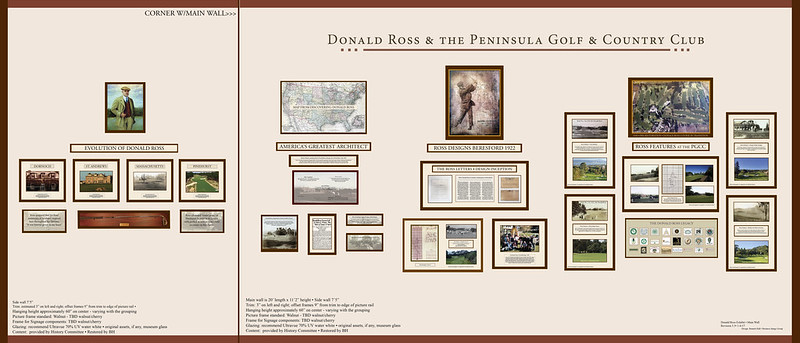 Schematic for Donald Ross display