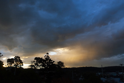 sky merimbula clouds cloudsstormssunsetssunrises