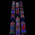 Glass Art in the Duomo di Milano