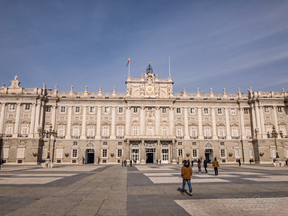Royal Palace of Madrid | by jchmfoto.com