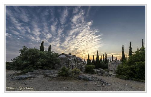 sky landscape dusk clouds hdr nikon d5300 hymettus saariysqualitypictures