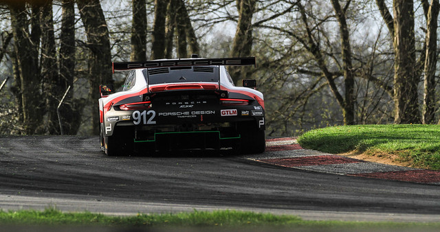 2018 IMSA at Mid-Ohio - Warm-up and Race - The 912