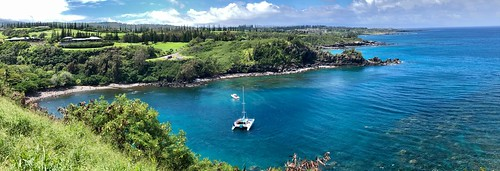 pacificocean hawaii maui honoluabay