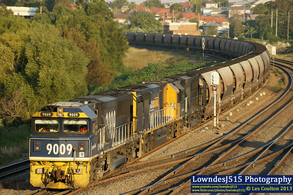 9009, 9032 & 9008 at Warabrook by LowndesJ515
