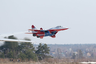 "MiG-29 ""Swifts"" 