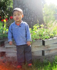 Easy Linen Shirt from Sewing for Boys