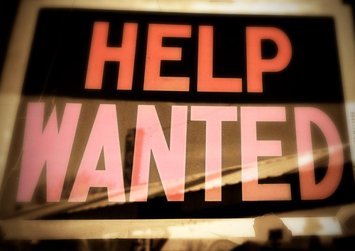 help wanted | by Alachua County