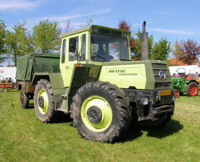 MB Trac 1500 turbo