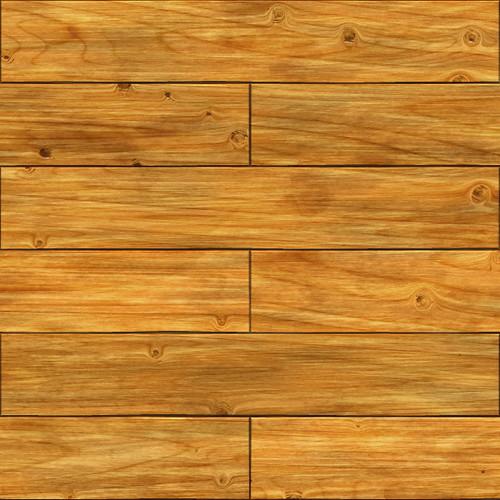 Realistic Wood Planks