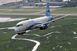 SSJ100 for Interjet | by SuperJet International