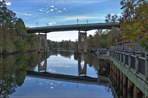 park bridge river