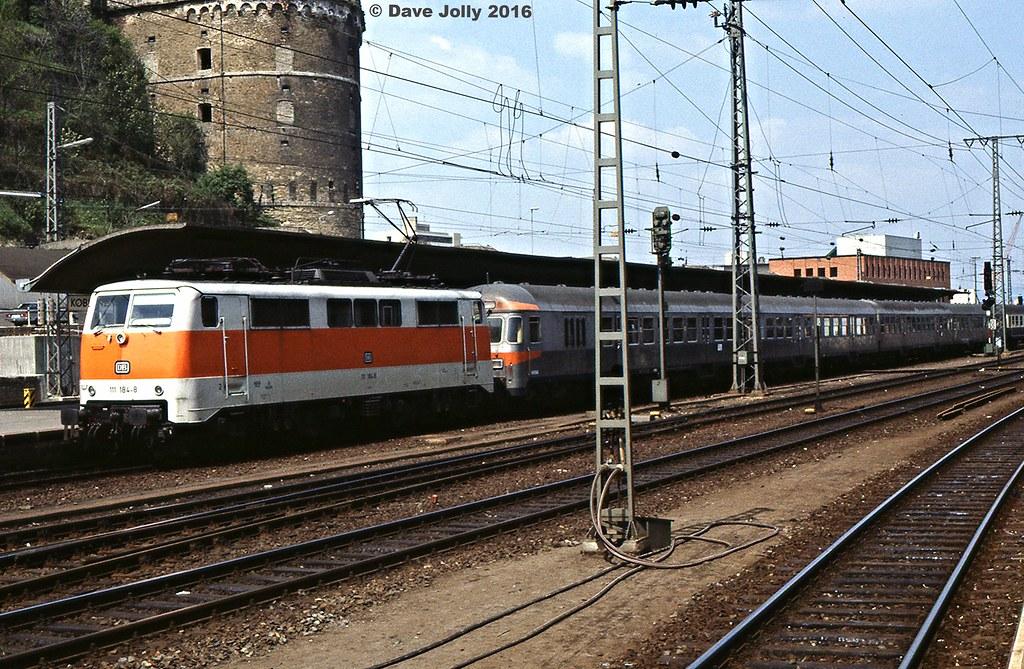 Db Koblenz Köln