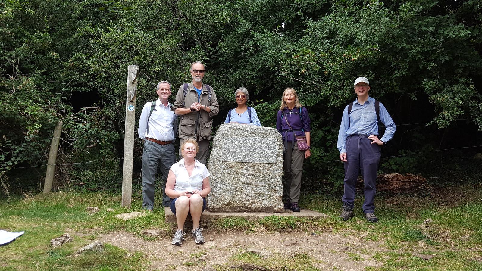 Walk 256 Kemble circular- SWC Expeditionary Group