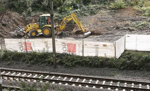 excavacion de tren nazi