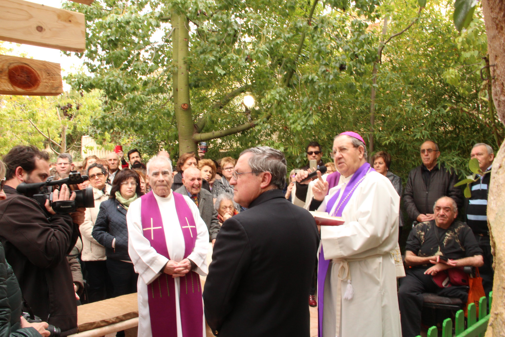 (2016-02-13) - Inauguración Virgen De Lourdes, La Molineta - Archivo La Molineta (074)