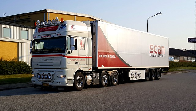 DAF XF 105.460 - Thomas Foged Kristensen Transport
