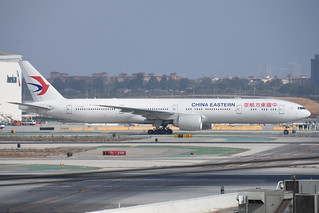 B-7343 Boeing 777-300 China Eastern | by Colin N Wells