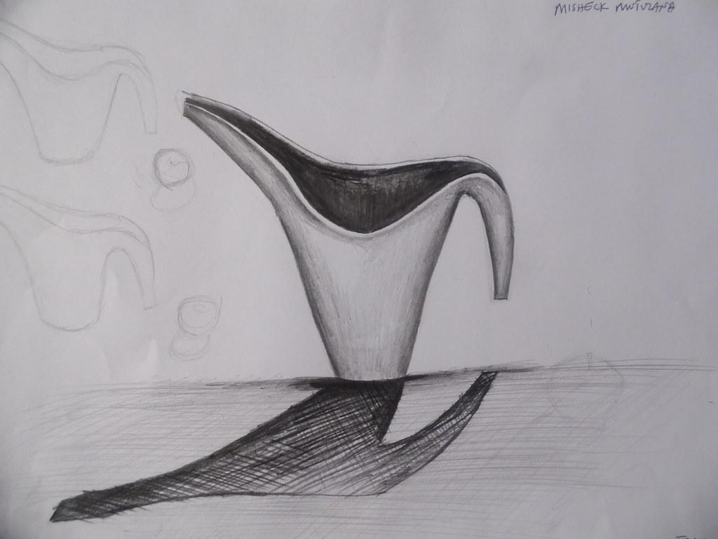 Still life drawing pencil work misheck mutuzana flickr