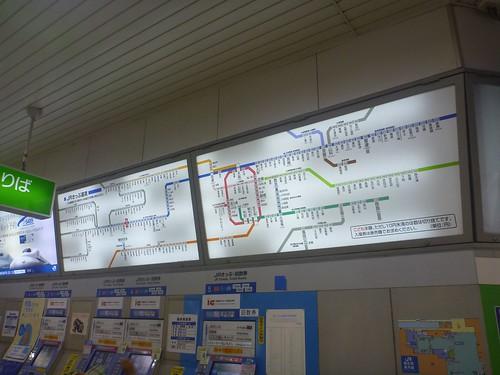 Akashi Station, JR | by Kzaral