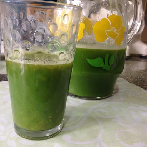 Green Juice | by Toni Girl