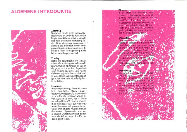 Unitas AID Uitkrant 1991 – augustus (2/5)