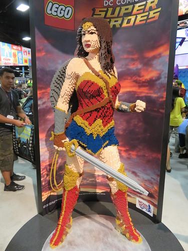 Wonder Lego Woman