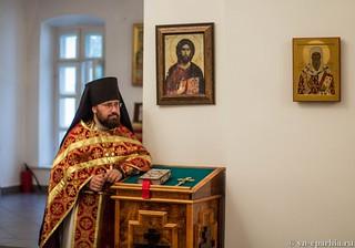 Литургия в Юрьевом монастыре 20