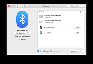 bluetooth_discovery | by Christopher Biggs