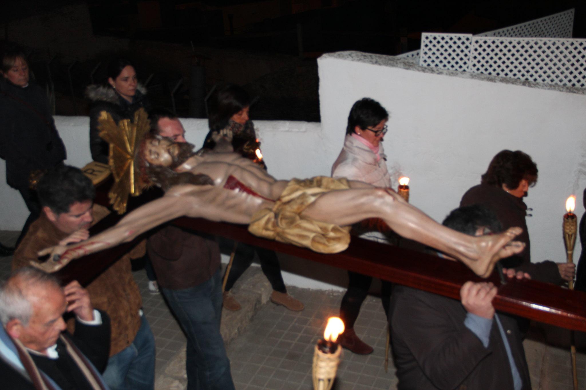 (2016-03-18) - VII Vía Crucis nocturno - Antonio José Verdú Navarro (011)