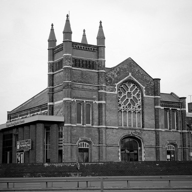 Queens Road Baptist Church, Coventry (G & I Steane 1880)