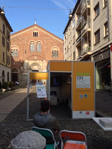 Fuorisalone, Design on the road, Milan | by giusec