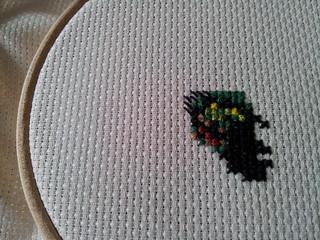 Cross-stitch project #2 | by lilspikey