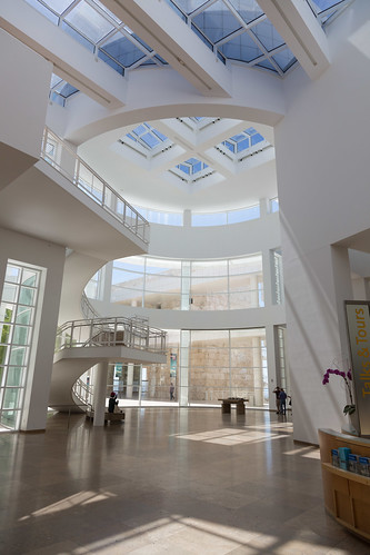Getty Rotunda
