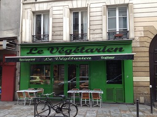 Le vegetarian restaurant | by Ted Drake