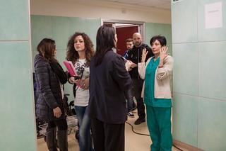 05 Le verità - Backstage - Clinica