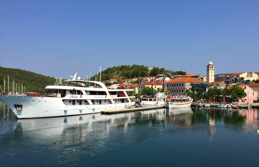 Krka Park Ferry