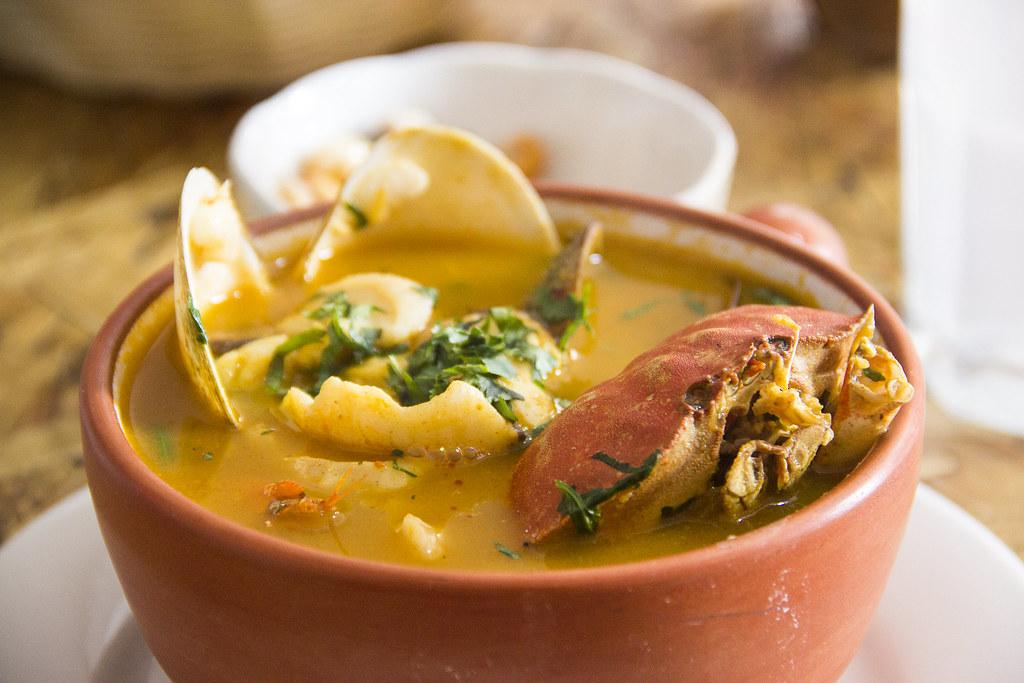 receta peruana de la parihuela peruana receta facil
