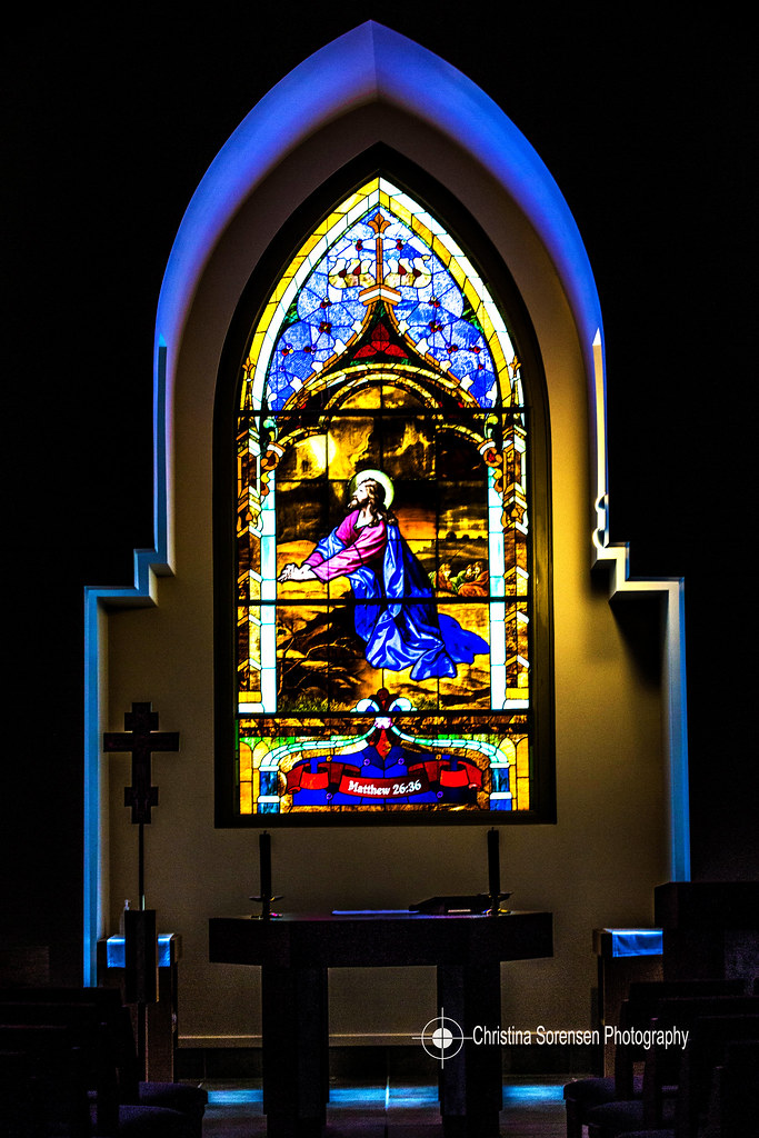 Stained Glass | Grace Lutheran Church, Lincoln, NE ...