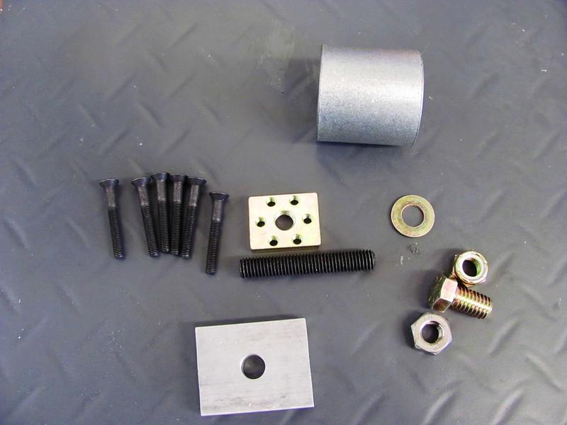Cycle Works Bearing Puller Kit